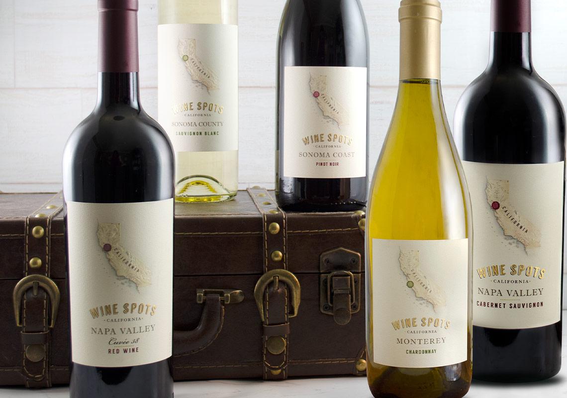 Wine Spots California Wines