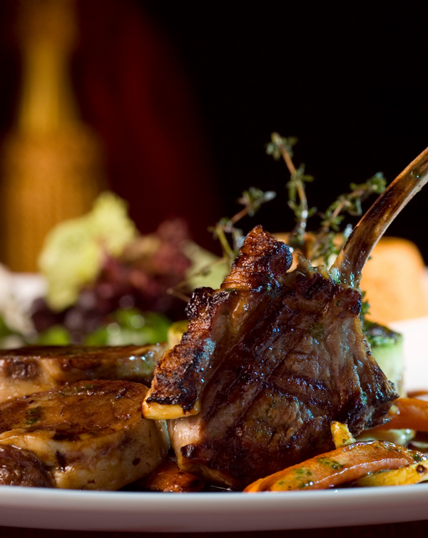 Rack of Lamb - Wine Spots Food Recipes
