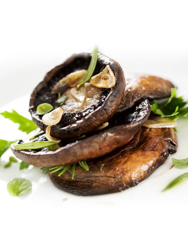 Grilled Portabella Mushrooms - Wine Spots Food Recipes